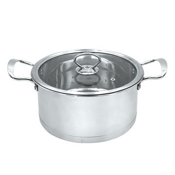 Picture of CUOCO Stainless Steel Pot